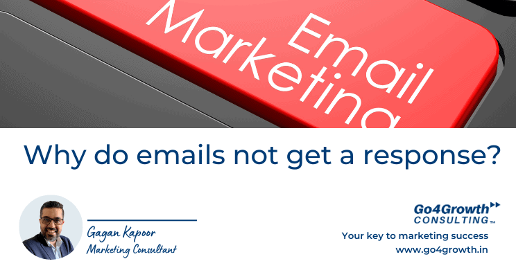 Why do emails not get a response?